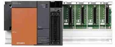 三菱电机自动化推出经济型PLC新品Q00JCPU单元高清图片